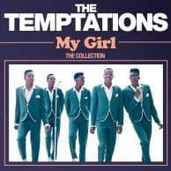 The Temptations<br>My Girl: The Collection<br>CD, Comp